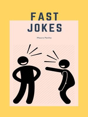 cover image of Fast Jokes