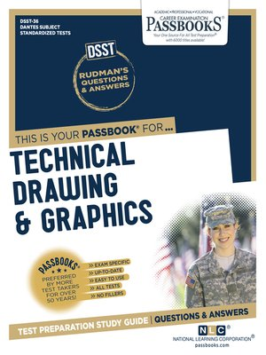 cover image of TECHNICAL DRAWING & GRAPHICS