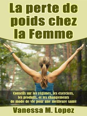 cover image of La Perte De Poids Chez La Femme