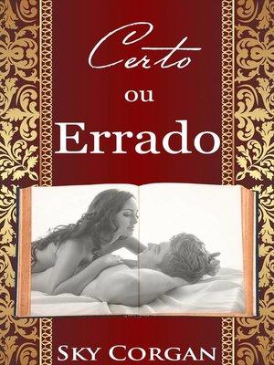 cover image of Certo Ou Errado