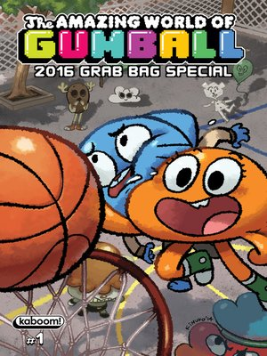 cover image of Amazing World of Gumball 2016 Grab Bag