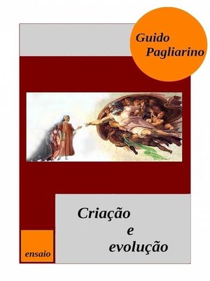 cover image of Criação e evolução