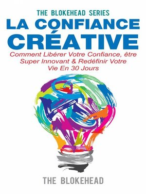 cover image of La confiance créative