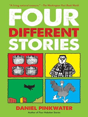 cover image of Four Different Stories