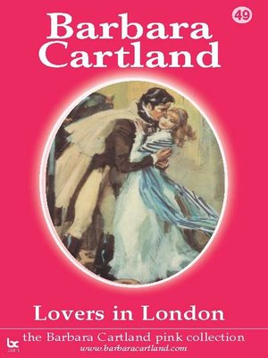 cover image of Lovers In London