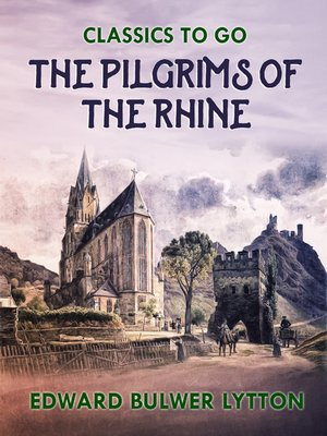 cover image of The Pilgrims of the Rhine