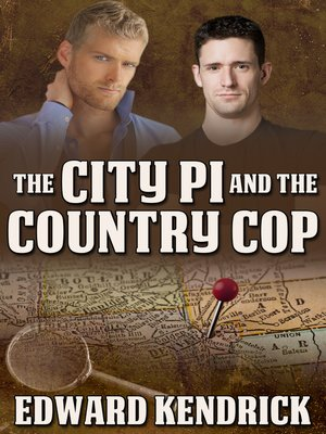 cover image of The City PI and the Country Cop