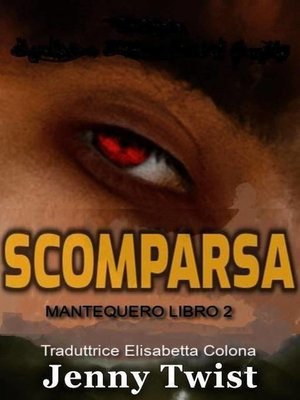 cover image of Scomparsa