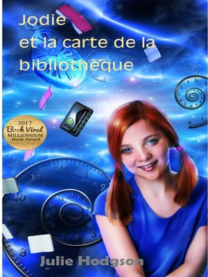 cover image of Jodie et la carte de la bibliothèque