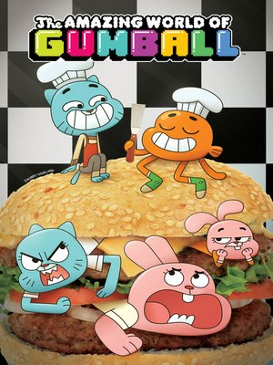 cover image of Amazing World of Gumball Volume 1