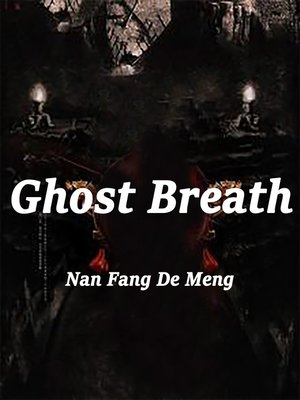 cover image of Ghost Breath