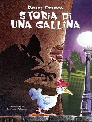 cover image of Storia di una gallina