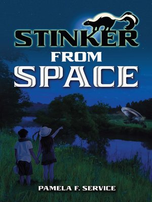 cover image of Stinker from Space