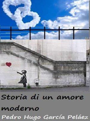 cover image of Storia di un amore moderno