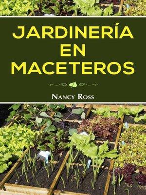 cover image of Jardinería en Maceteros