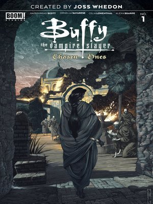 cover image of Buffy the Vampire Slayer: The Chosen Ones