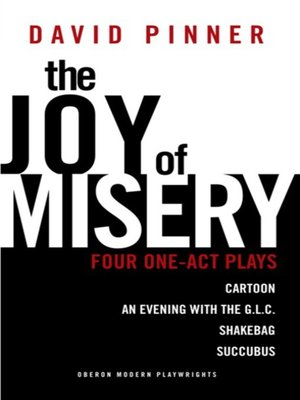 cover image of The Joy of Misery