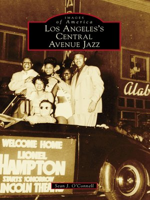 cover image of Los Angeles's Central Avenue Jazz