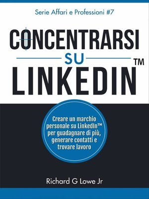 cover image of Concentrarsi su LinkedIn