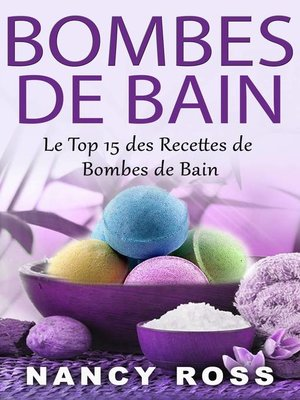 cover image of Bombes de Bain