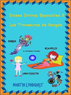 cover image of Dioses Divinos Espaciales 3