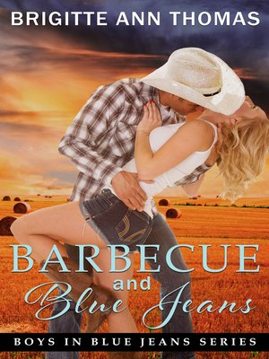 cover image of Barbecue and Blue Jeans