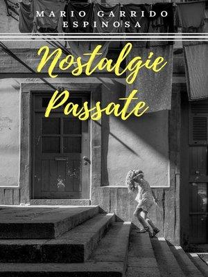 cover image of Nostalgie passate