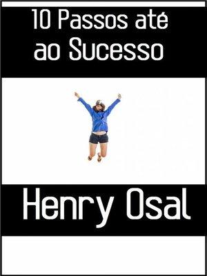 cover image of 10 Passos até ao Sucesso