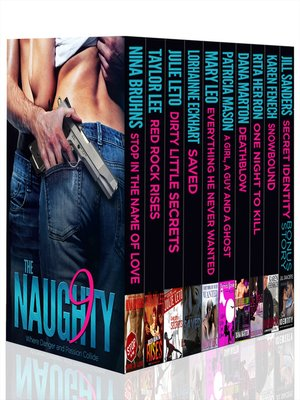 cover image of The Naughty Nine