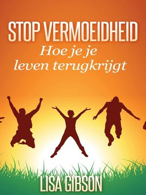 cover image of Stop vermoeidheid