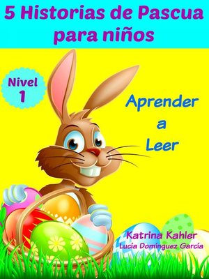 cover image of 5 Historias de Pascua para niños