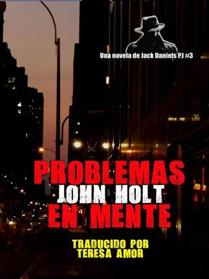 cover image of Problemas en mente