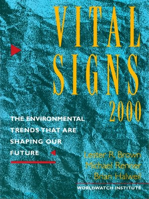 cover image of Vital Signs 2000