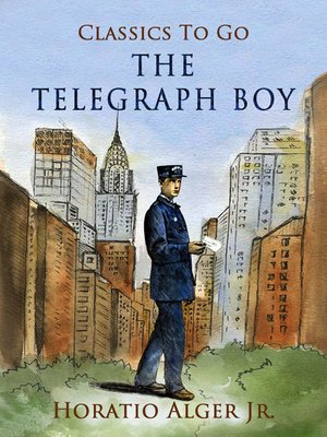cover image of The Telegraph Boy