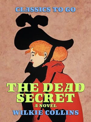 cover image of The Dead Secret