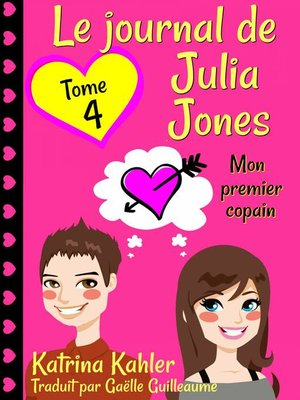 cover image of Le journal de Julia Jones, Tome 4