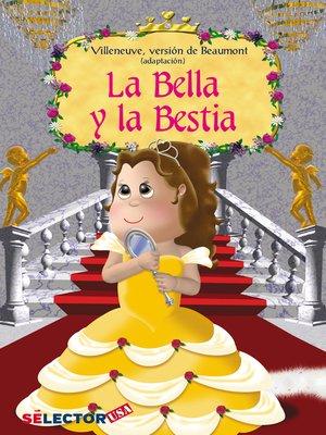 cover image of Bella y la bestia, La