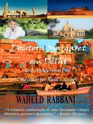 cover image of Doutora Margaret em Délhi