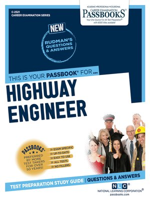 cover image of Highway Engineer