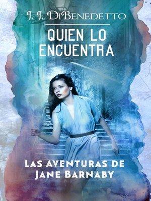 cover image of Quien Lo Encuentra