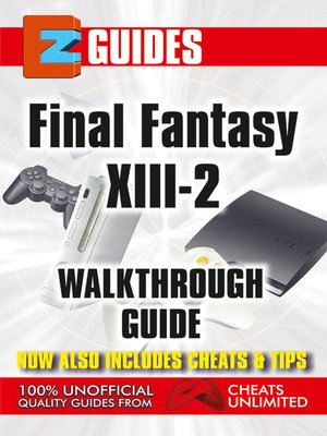 cover image of EZ Guide Final Fantasy X111-2