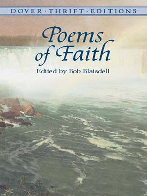 cover image of Poems of Faith