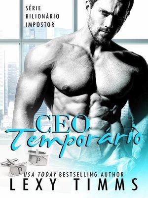 cover image of CEO  Temporário