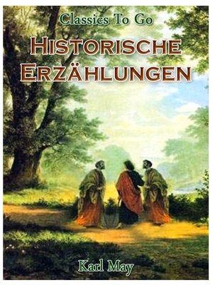 cover image of Historische Erzählungen