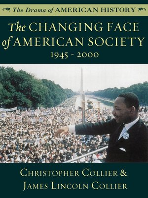 cover image of The Changing Face of American Society: 1945 - 2000