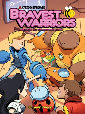 cover image of Bravest Warriors Volume 3