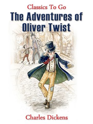 cover image of The Adventures of Oliver Twist
