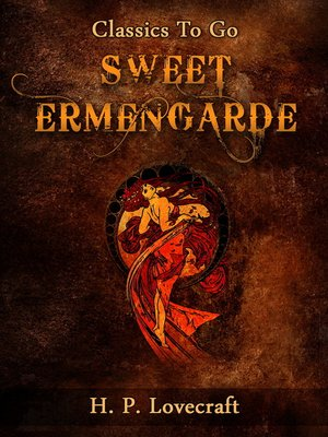 cover image of Sweet Ermengarde