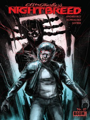 cover image of Clive Barker's Nightbreed (2014), Issue 7