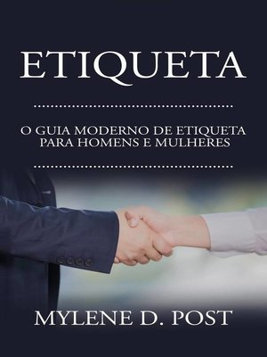cover image of Etiqueta
